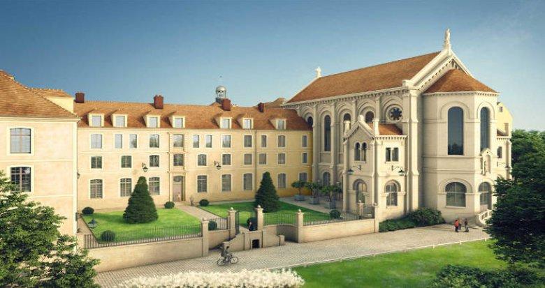 Achat / Vente immobilier neuf Juilly monument historique (77230) - Réf. 5863
