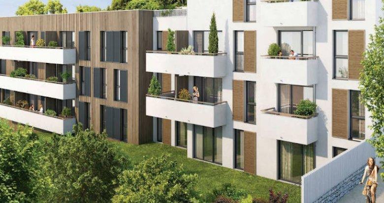 Achat / Vente immobilier neuf Juziers proche écoles et commodités (78820) - Réf. 4024