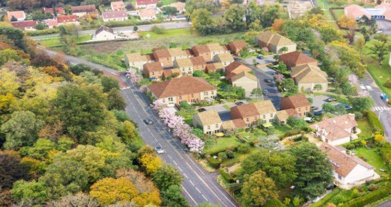 Achat / Vente immobilier neuf La Ferté-Alais au pied des écoles (91590) - Réf. 4726