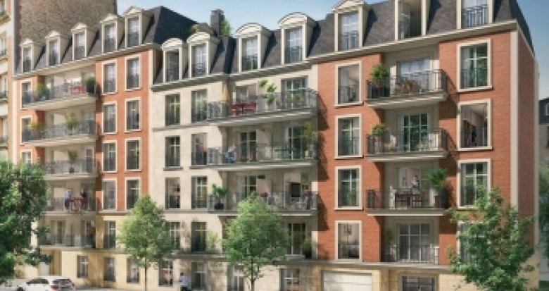 achat immobilier neuf la garenne colombes aux portes de paris 92250 r f 2167. Black Bedroom Furniture Sets. Home Design Ideas