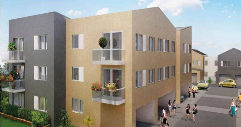 Achat / Vente immobilier neuf La Verrière proche centre (78320) - Réf. 2992