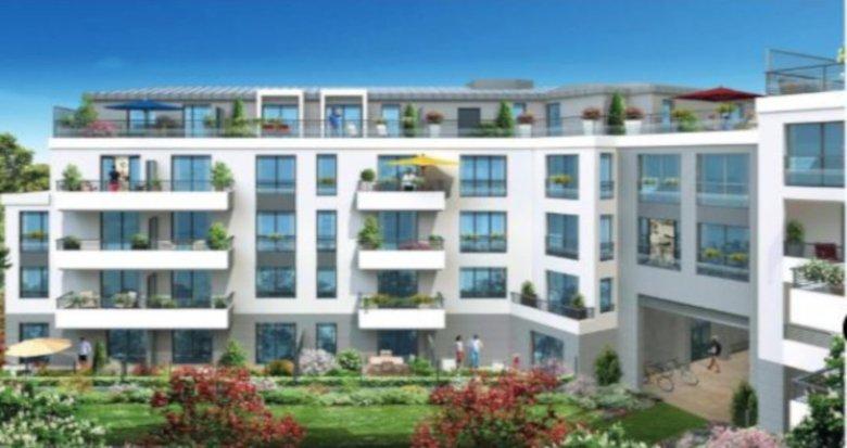 Achat / Vente immobilier neuf Le Plessis-Trévise proche Château du Bois la Croix (94420) - Réf. 2778