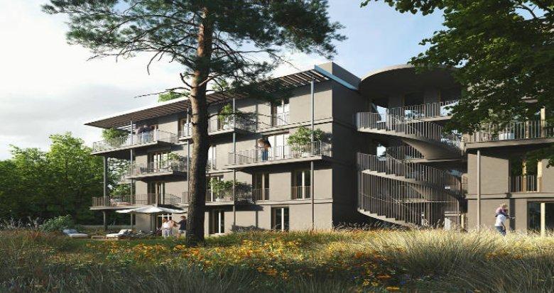 Achat / Vente immobilier neuf Le Vesinet à proximité des bords de Seine (78110) - Réf. 5483
