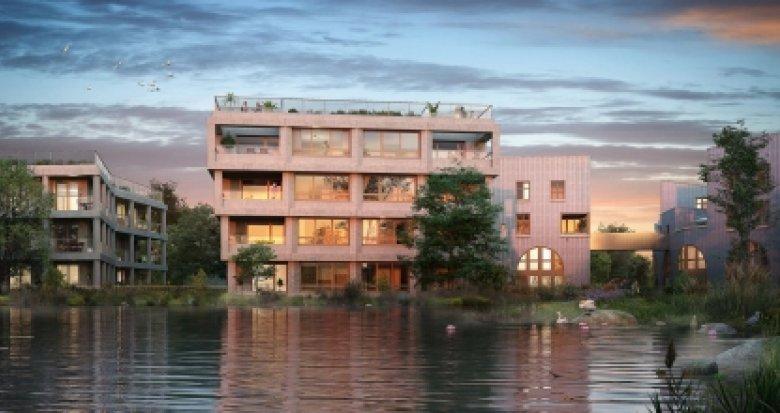 Achat / Vente immobilier neuf Le Vésinet éco-quartier Le Parc Princesse (78110) - Réf. 4044