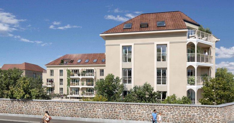 Achat / Vente immobilier neuf Limeil-Brévannes proche centre-ville (94450) - Réf. 6276