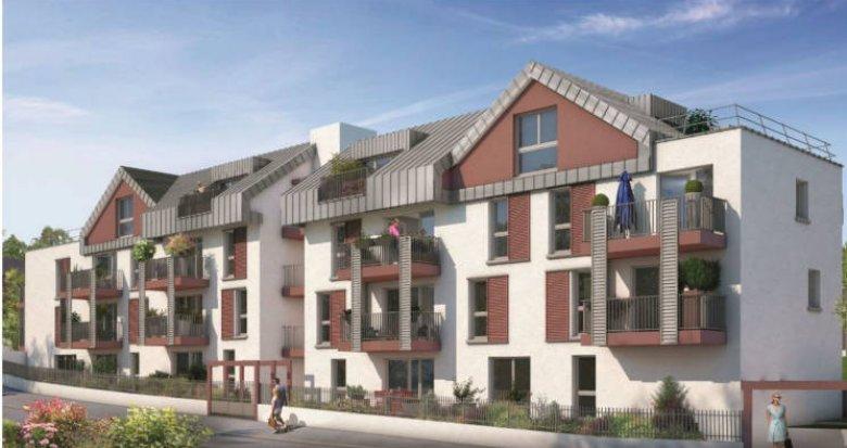 Achat / Vente immobilier neuf Linas proche coeur de ville (91310) - Réf. 3583