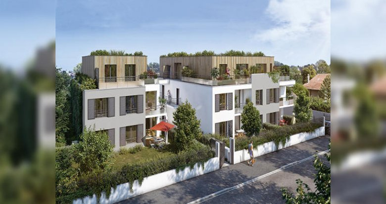 Achat / Vente immobilier neuf Livry-Gargan à 200 mètres du tramway (93190) - Réf. 5617
