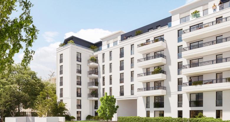 Achat / Vente immobilier neuf Livry-Gargan proche transilien 4 (93190) - Réf. 5237