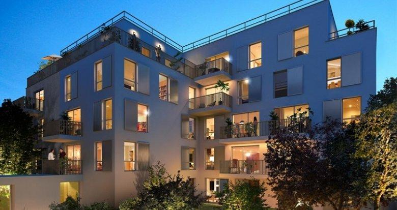 Achat / Vente immobilier neuf Livry-Gargan quartier centre (93190) - Réf. 2638