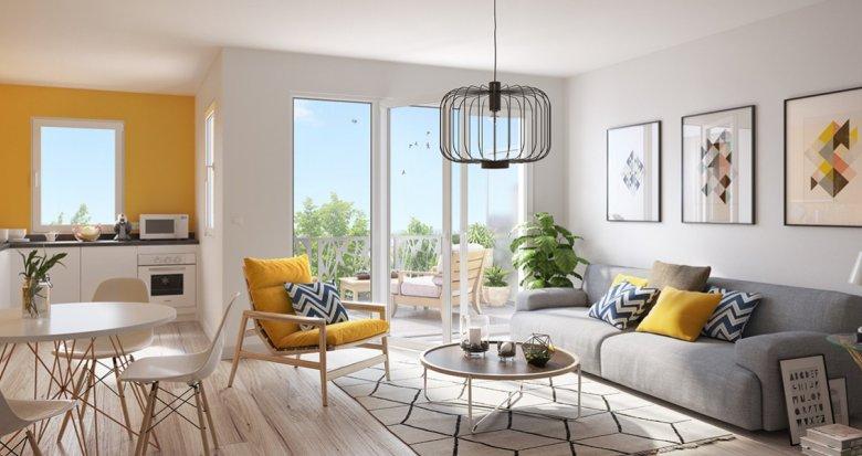 Achat / Vente immobilier neuf Longjumeau proche du RER C (91160) - Réf. 2316