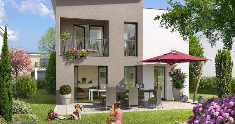Achat / Vente immobilier neuf Louveciennes proche de la mairie (78430) - Réf. 717