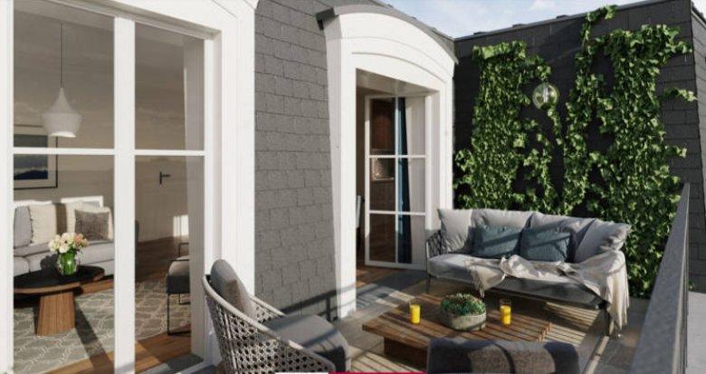 Achat / Vente immobilier neuf Maisons-Laffitte proche RER A (78600) - Réf. 4225