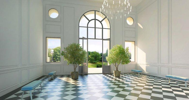 Achat / Vente immobilier neuf Maisons-Laffitte quartier de Petit Parc (78600) - Réf. 3710