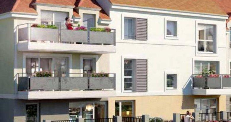 Achat / Vente immobilier neuf Marolles-en-Hurepoix (91630) - Réf. 107