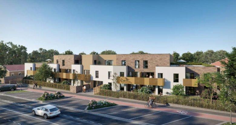 Achat / Vente immobilier neuf Massy à 800m de la future station du métro L18 (91300) - Réf. 5994