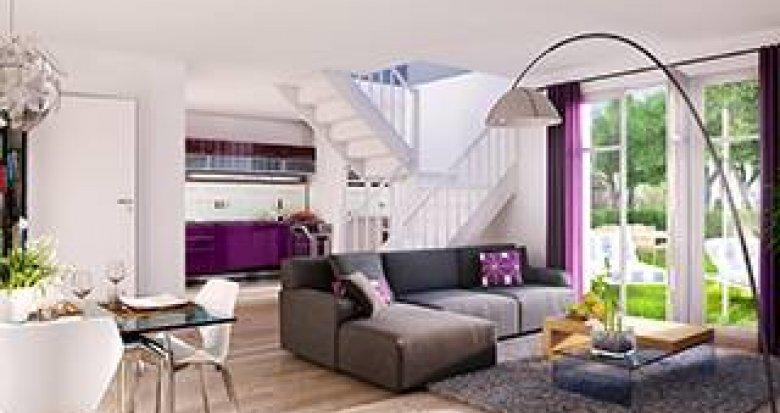 Achat / Vente immobilier neuf Maule à deux pas du collège (78580) - Réf. 249