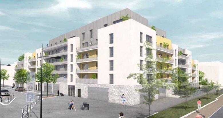 Achat / Vente immobilier neuf Meaux à deux pas des commodités (77100) - Réf. 4772
