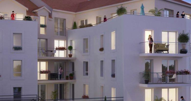 Achat / Vente immobilier neuf Meaux bords de Marne (77100) - Réf. 177