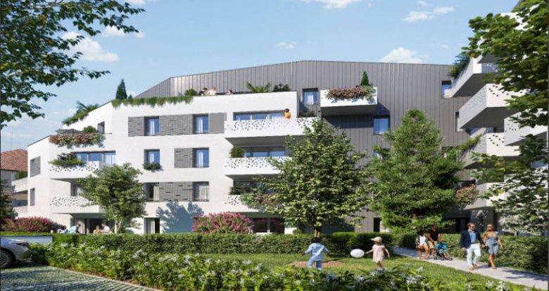 Achat / Vente immobilier neuf Meaux proche parc du Pastis (77100) - Réf. 5274