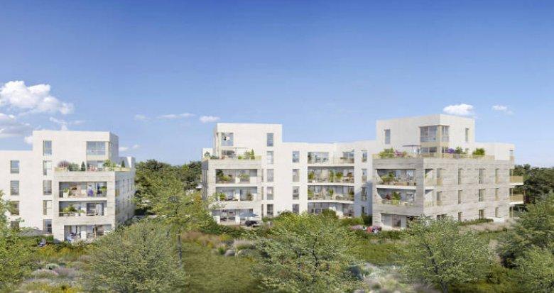 Achat / Vente immobilier neuf Meaux vue sur le canal de l'Ourcq (77100) - Réf. 5390