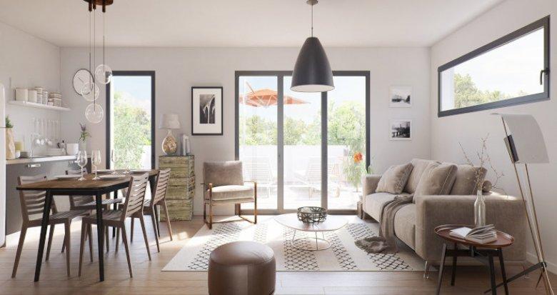 Achat / Vente immobilier neuf Melun proche Santépôle (77000) - Réf. 5464