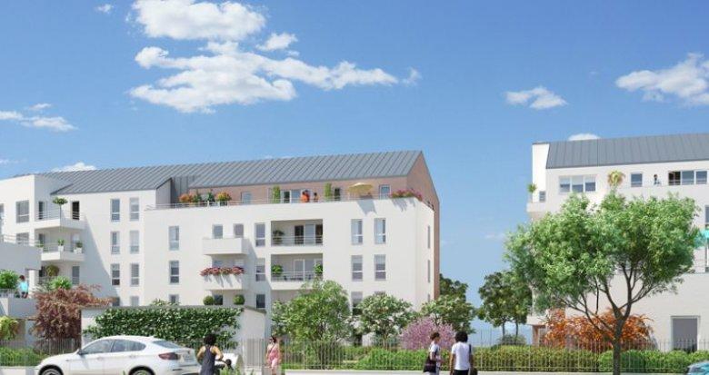Achat / Vente immobilier neuf Melun quartier Woodi (77000) - Réf. 873