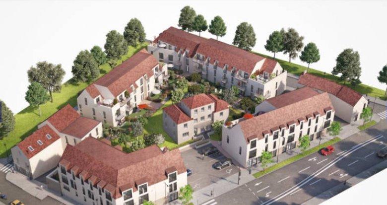 Achat / Vente immobilier neuf Mennecy coeur de ville (91540) - Réf. 2726