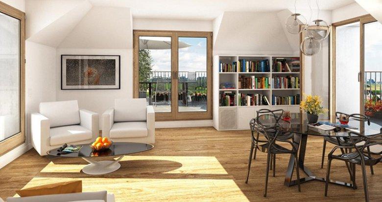 Achat / Vente immobilier neuf Mesnil-Saint-Denis proche centre-ville (78320) - Réf. 716