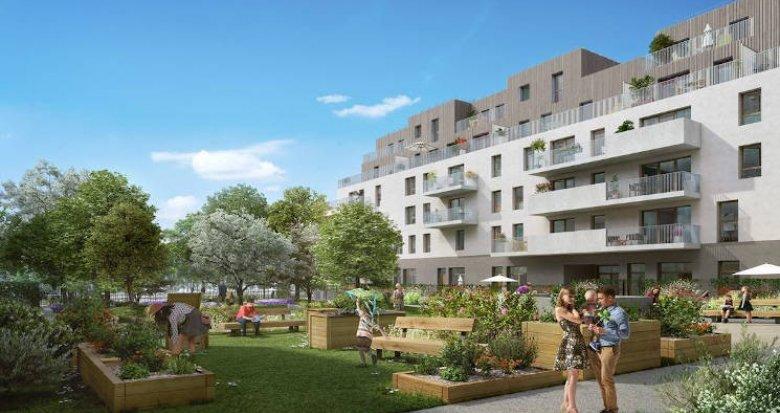 Achat / Vente immobilier neuf Meudon à deux pas du tramway (92190) - Réf. 4358