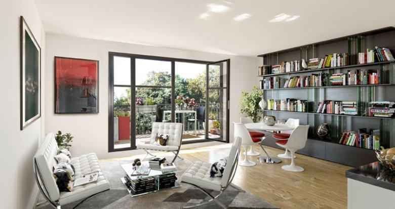 Achat / Vente immobilier neuf Montesson proche place du Marché (78360) - Réf. 245