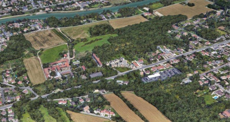Achat / Vente immobilier neuf Montévrain proche bords de Marne (77144) - Réf. 5468