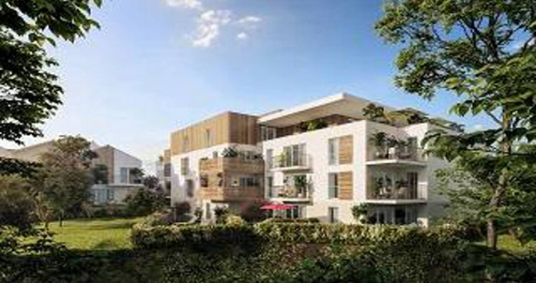 Achat / Vente immobilier neuf Montévrain proche du Bois de Chigny (77144) - Réf. 4701