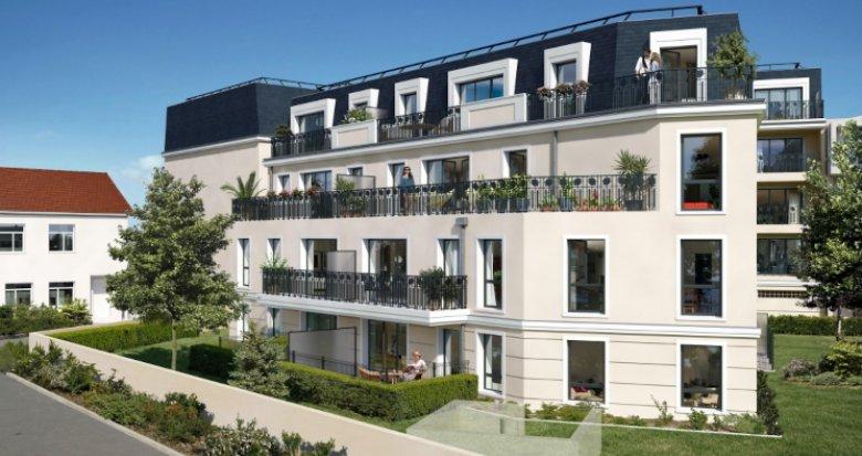 Achat / Vente immobilier neuf Montfermeil à 50 mètres de Chelles (93370) - Réf. 5542