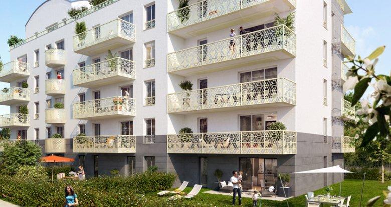 achat immobilier neuf montigny le bretonneux proche du rer c 78180 r f 1852. Black Bedroom Furniture Sets. Home Design Ideas