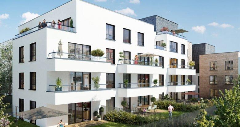 Achat / Vente immobilier neuf Montigny Les Cormeilles proche de la gare de Montigny - Beauchamp (95370) - Réf. 1415