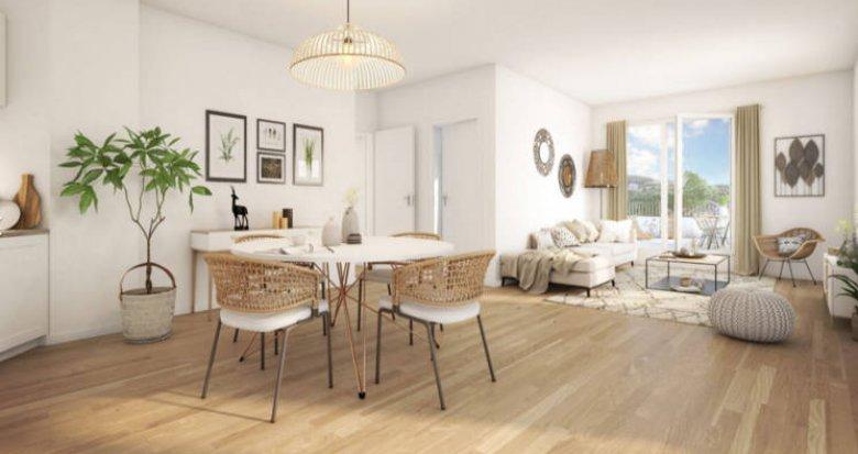 Achat / Vente immobilier neuf Montigny-Lès-Cormeilles quartier de la gare (95370) - Réf. 5100