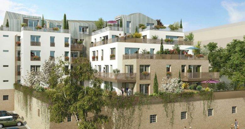 Achat / Vente immobilier neuf Montmagny cœur de ville (95360) - Réf. 2384