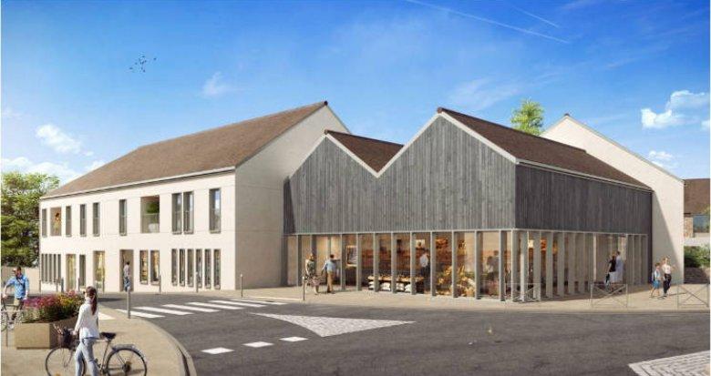 Achat / Vente immobilier neuf Morainvilliers proche centre (78630) - Réf. 5059