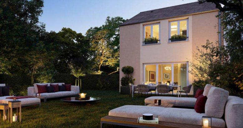 Achat / Vente immobilier neuf Morangis - Belles maisons proche transports et bassin d'emploi (91420) - Réf. 5232