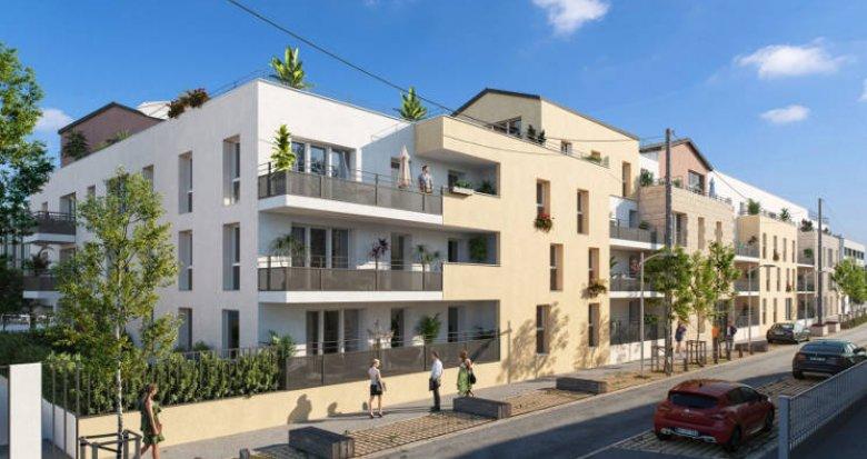 Achat / Vente immobilier neuf Morangis proche écoles et commerces (91420) - Réf. 5563