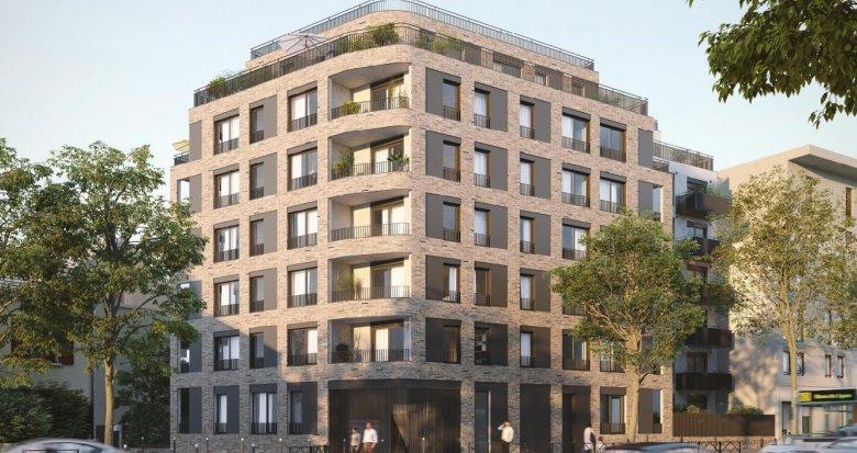 Achat / Vente immobilier neuf Nanterre proche du centre-ville (92000) - Réf. 3424
