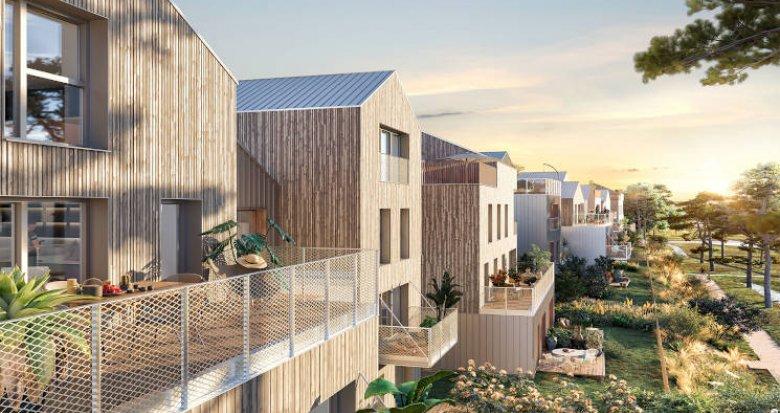 Achat / Vente immobilier neuf Noisy-le-Grand au bord de la Marne (93160) - Réf. 5202