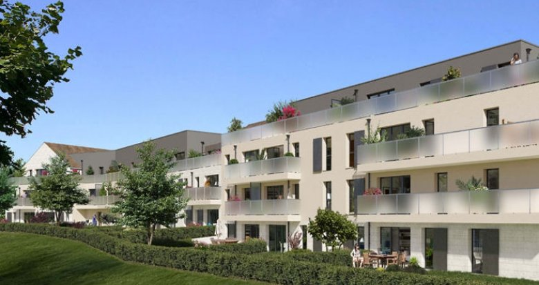 Achat / Vente immobilier neuf Noisy-le-Roi quartier du Cornouiller (78590) - Réf. 2548