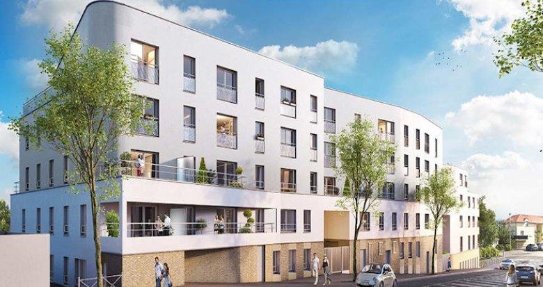 Achat / Vente immobilier neuf Noisy-le-Sec proche de Paris (93130) - Réf. 4298