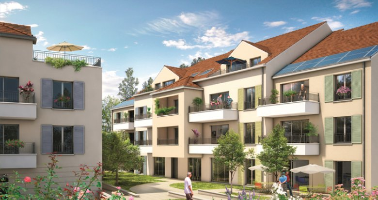 Achat / Vente immobilier neuf Osny proximité centre (95520) - Réf. 87