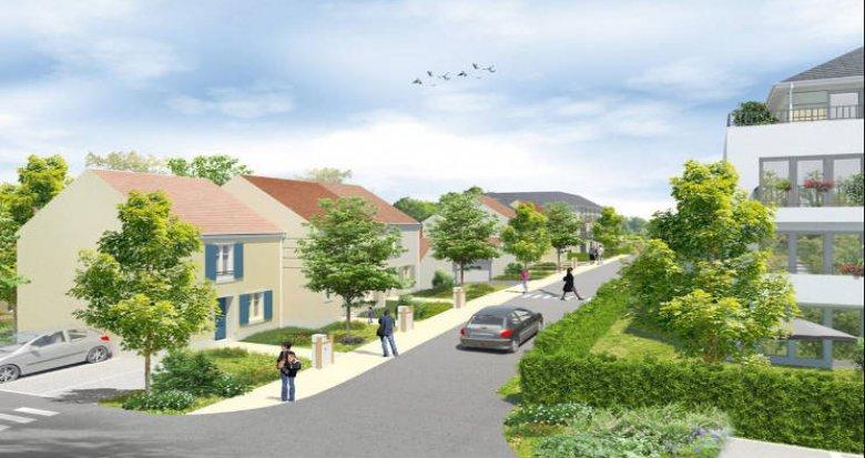 Achat / Vente immobilier neuf Ozoir-la-Ferrière proche gare (77330) - Réf. 5178