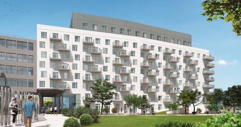 Achat / Vente immobilier neuf Palaiseau à 10min à pied d'Atlantis (91120) - Réf. 5686