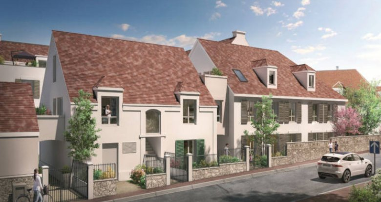 Achat / Vente immobilier neuf Périgny coeur de ville (94520) - Réf. 3594