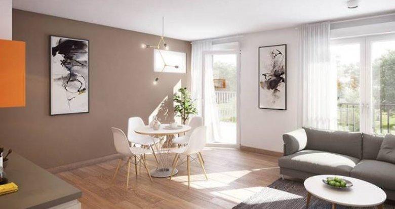 Achat / Vente immobilier neuf Pierrefitte-sur-Seine à deux pas du tramway (93380) - Réf. 4860