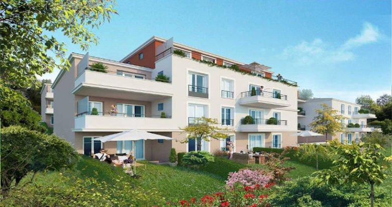 Achat / Vente immobilier neuf Pierrefitte-sur-Seine proche centre-ville (93380) - Réf. 5136